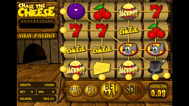 Chase The Cheese 7