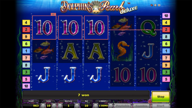 Dolphin's Pearl Deluxe 7