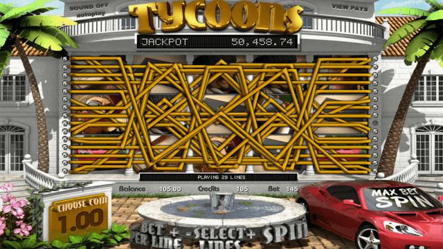 Tycoons 4