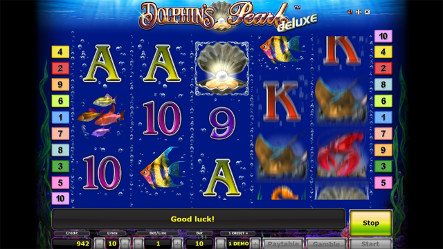 Dolphin's Pearl Deluxe 10