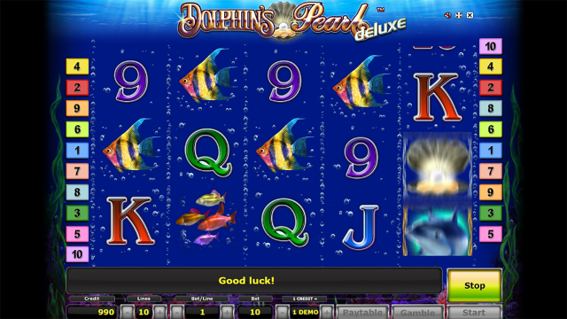 Dolphin's Pearl Deluxe 5