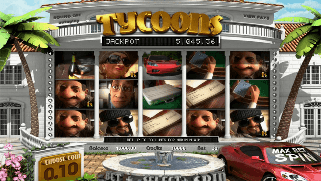 Tycoons 1