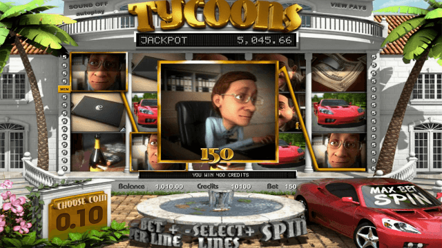 Tycoons 9