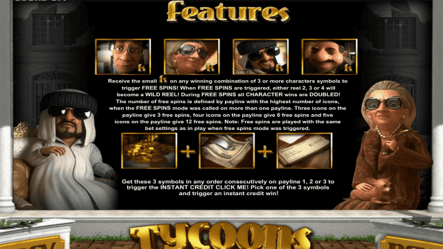 Tycoons 6