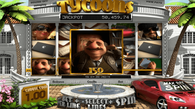 Tycoons 8